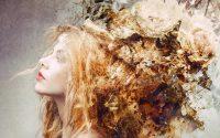 blonde-woman-art-kleur-liggend