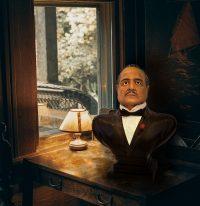 Borstbeeld Vito Corleone Real Vito