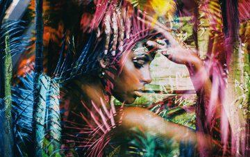 African art schilderij