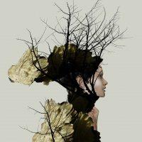 art-forest-woman-vierkant